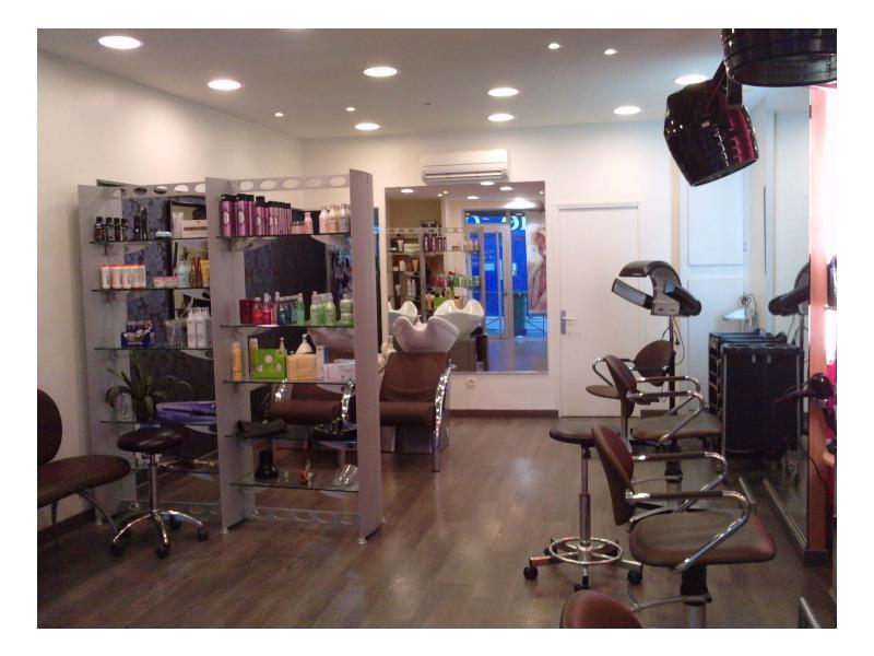 Vente de commerce de coiffure esth tique - Salon esthetique nimes ...